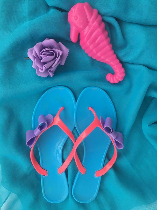 Summer Fashion Beach Beachwear Slippers Summer
