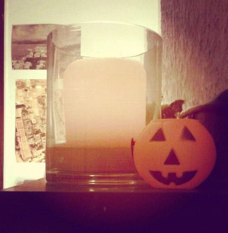 Happy Halloween AllSaintsDay Halloweve Jackolantern Pumpkin Pumpkinking Candle Autumn Trickortreat Saturday Evening Funday Barcelona Catalunya SPAIN