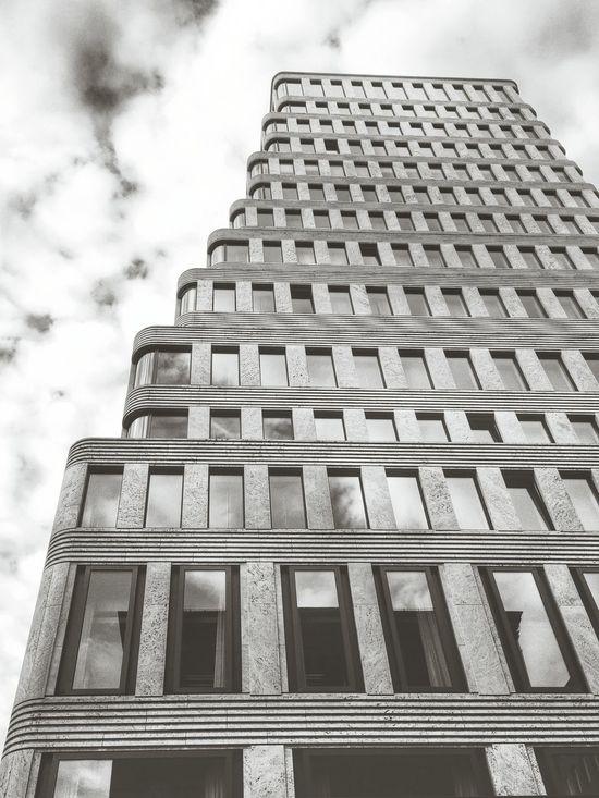 Black & White Cloudporn :: Lookingup with Hans Guck In Die Luft