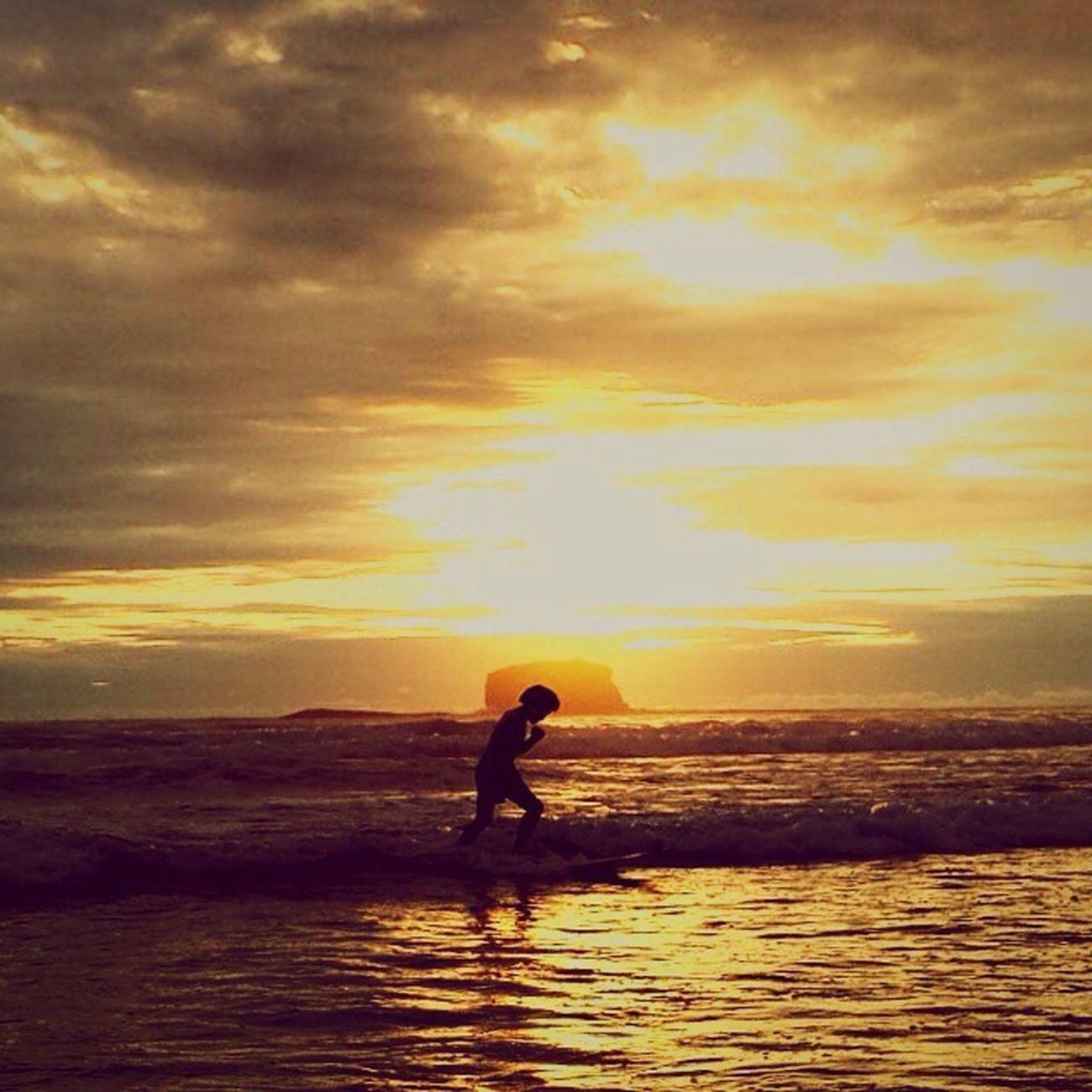 Surfing Ocean San Juan Del Sur , Nicaragua First Eyeem Photo