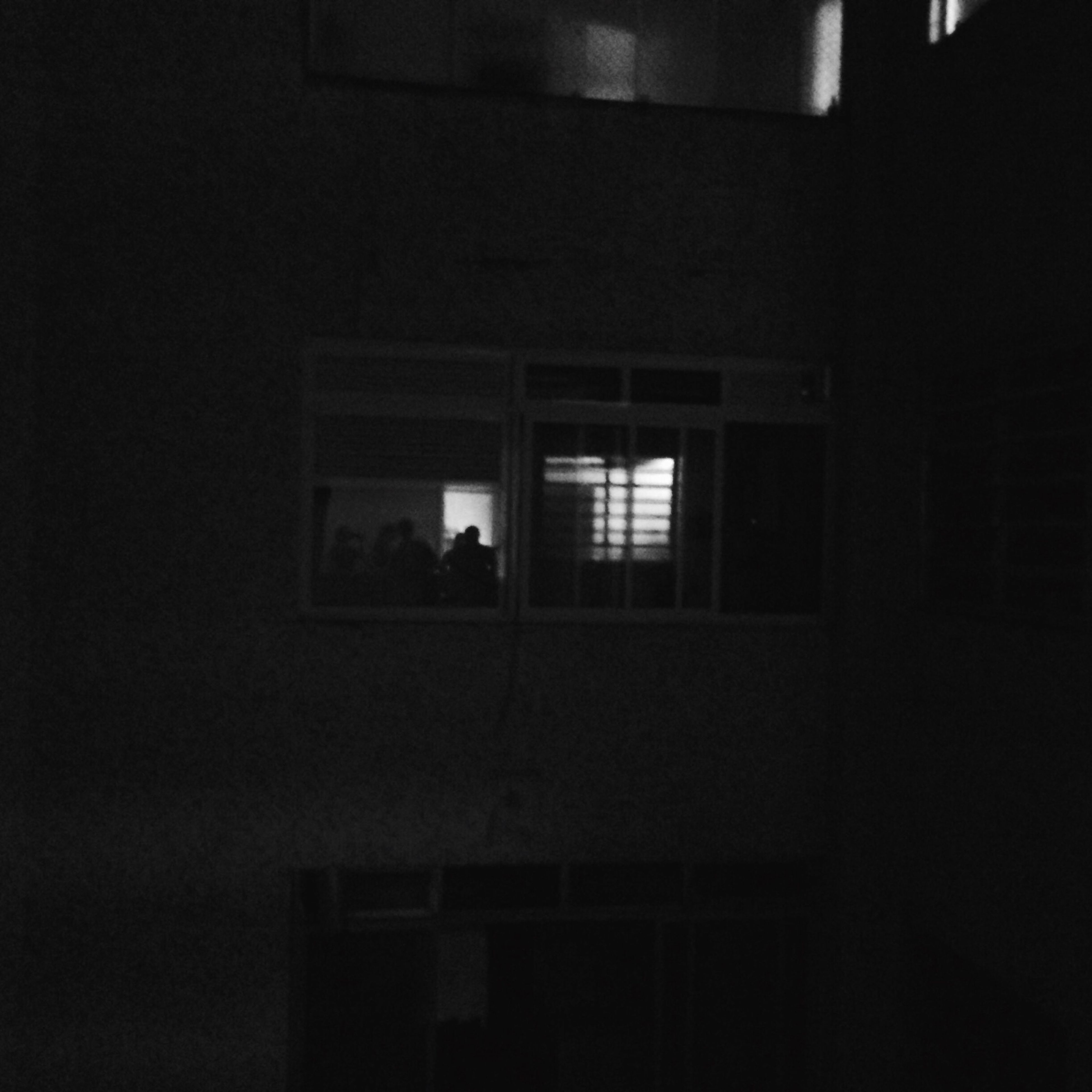 window, architecture, indoors, built structure, building exterior, house, dark, residential structure, glass - material, building, residential building, no people, door, day, home interior, transparent, closed, wall - building feature, reflection