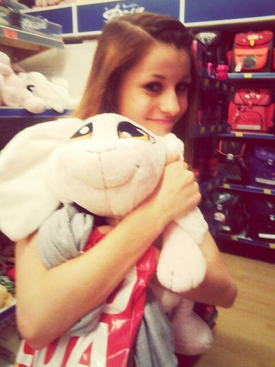 One day in ToysRus and I have a new friend :D