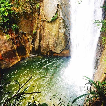 Waterfalls Hikingadventures A Walk To Remember 2015  First Eyeem Photo