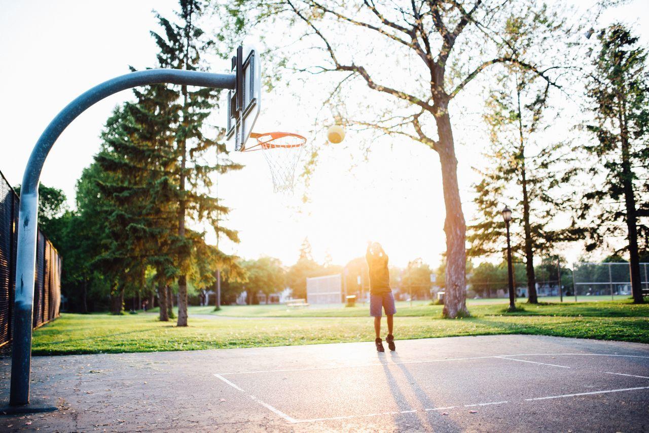 Beautiful stock photos of sport, Basket Ball, Basketball - Ball, Basketball - Sport, Basketball Hoop