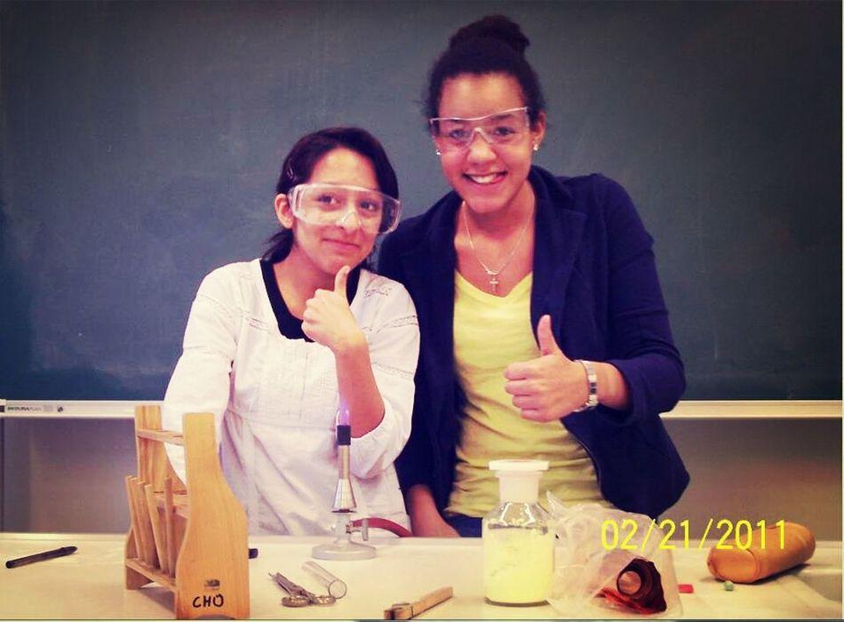 Schule Chemie Film Experiment