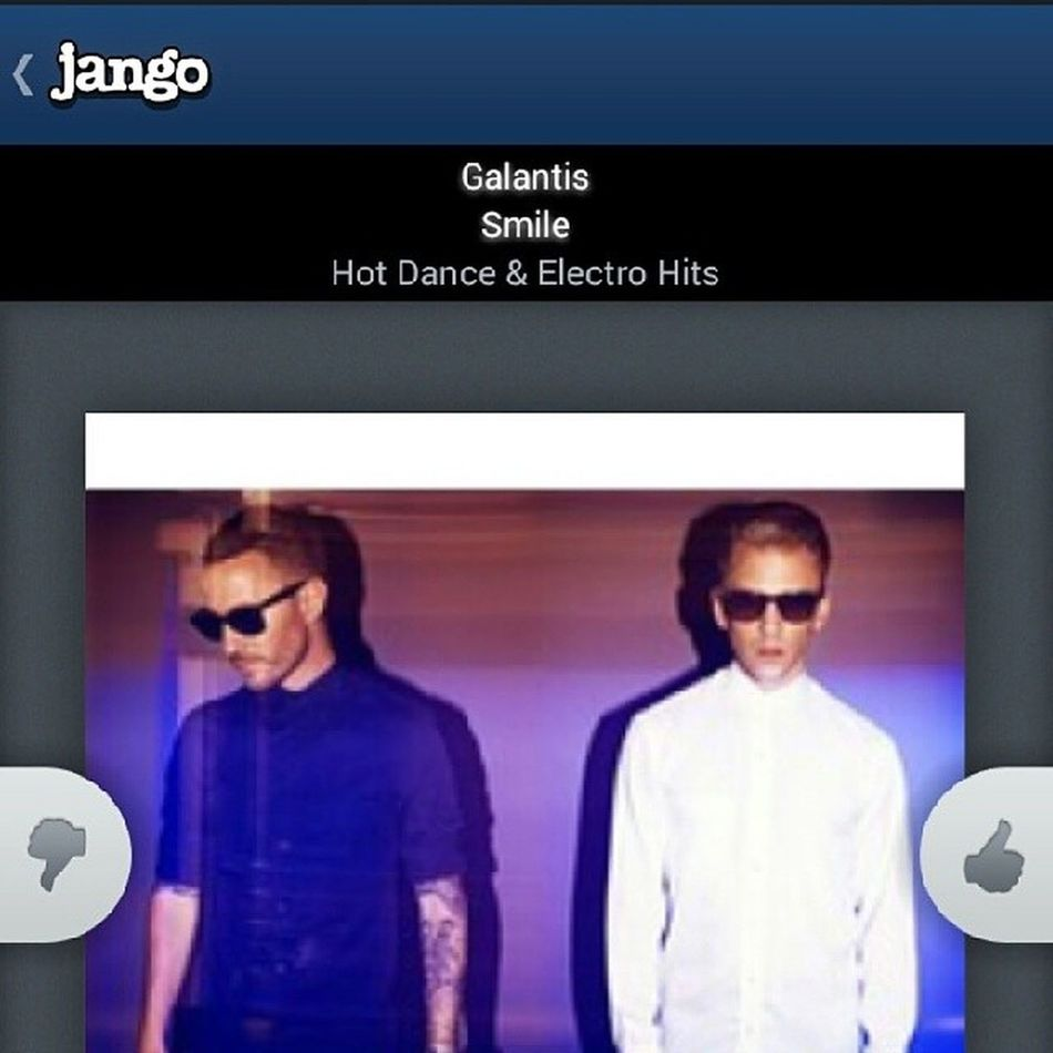 Galantis ...so Smile because you ain't nothing to worry about, anything at all. You don't know anything at all ♥