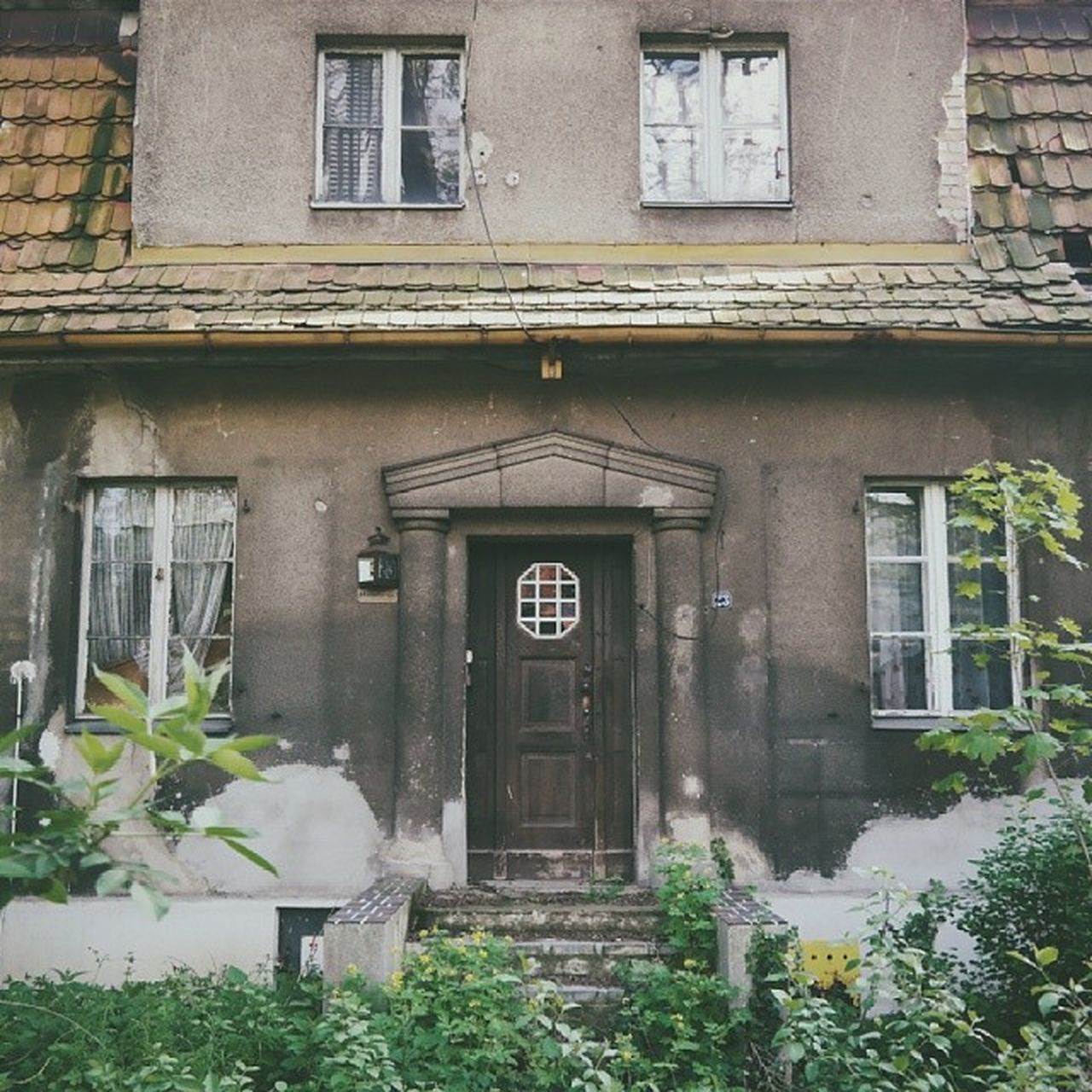 The Explorer - 2014 EyeEm Awards Detail Old Mission Mystery nostalgia hidden city nature force neglected mystery ruined abandoned solacz wild housing Poznań poznan symmetry vscopoland vscoaward vscocam