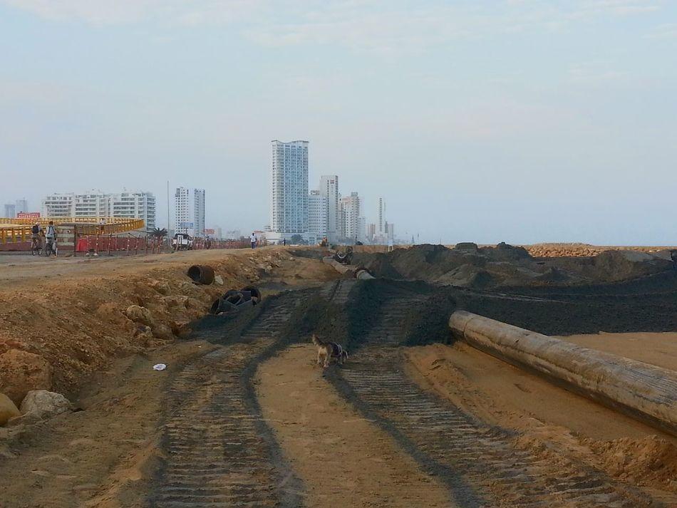 Cartagena Se Transforma Anillo Vial De Crespo Life Is A Beach Urbanexploration