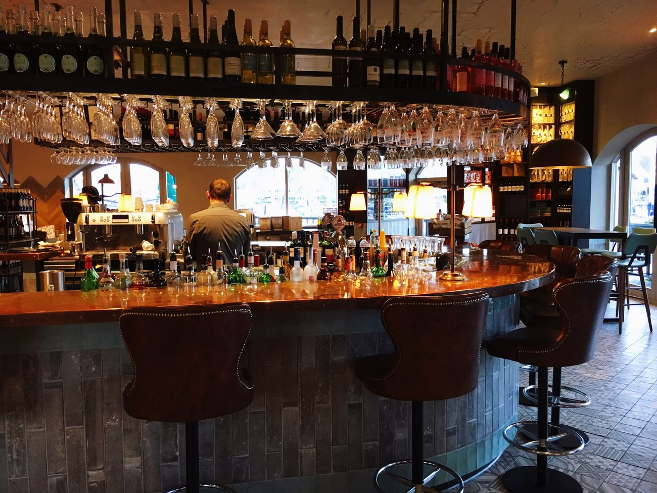 Bar Bar - Drink Establishment Indoors  Bar Counter Alcohol Drink Happy Hour Glasses Bottle Indoor Drinking Drinking Glass Drinks Illuminated Cocktails Alcoholic Drink Empty Chair Stool Seats Glowing Restaurant Restaurant Decor Eating Out Barman