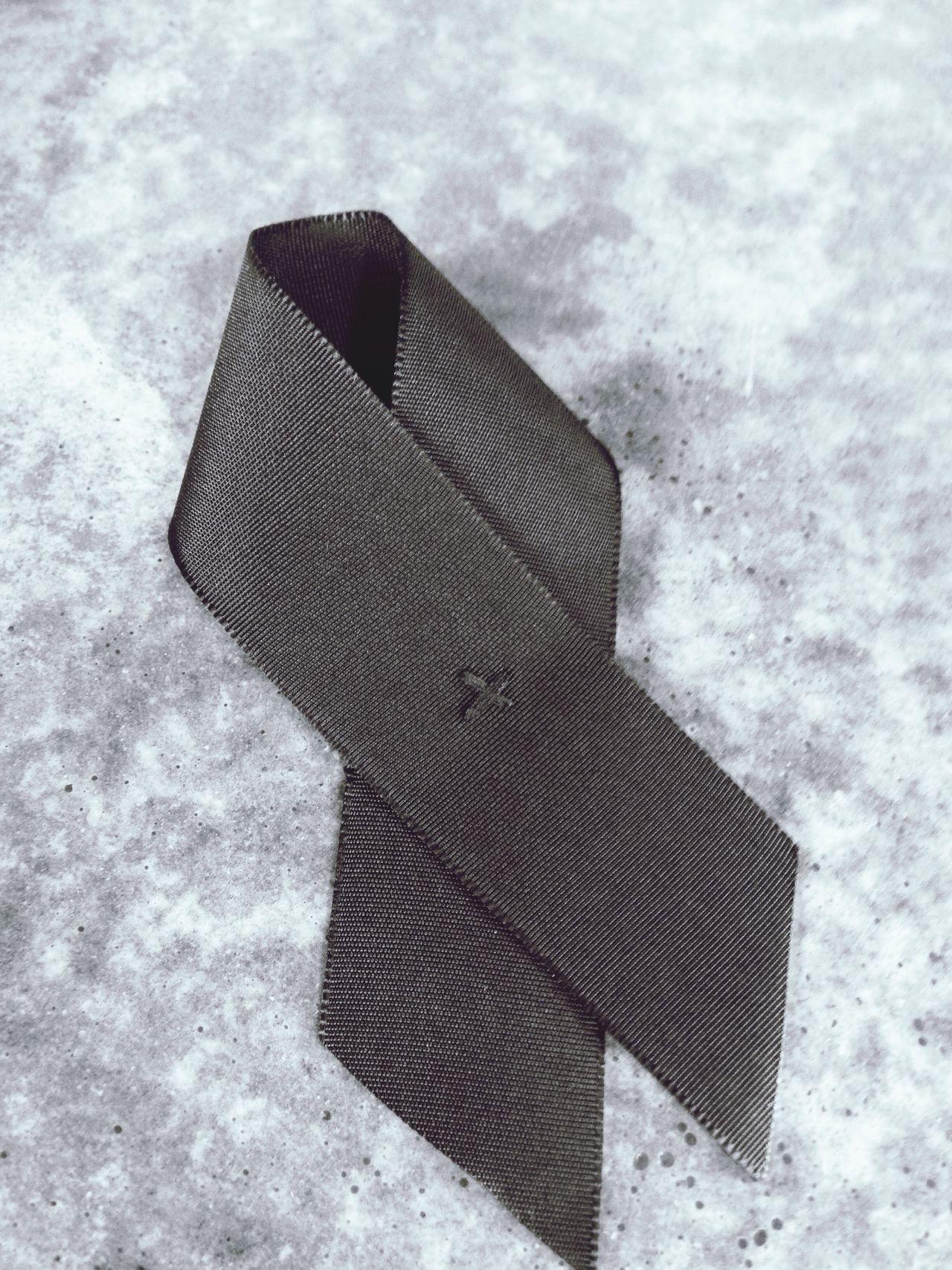 Black ribbon Black Ribbon Sadness
