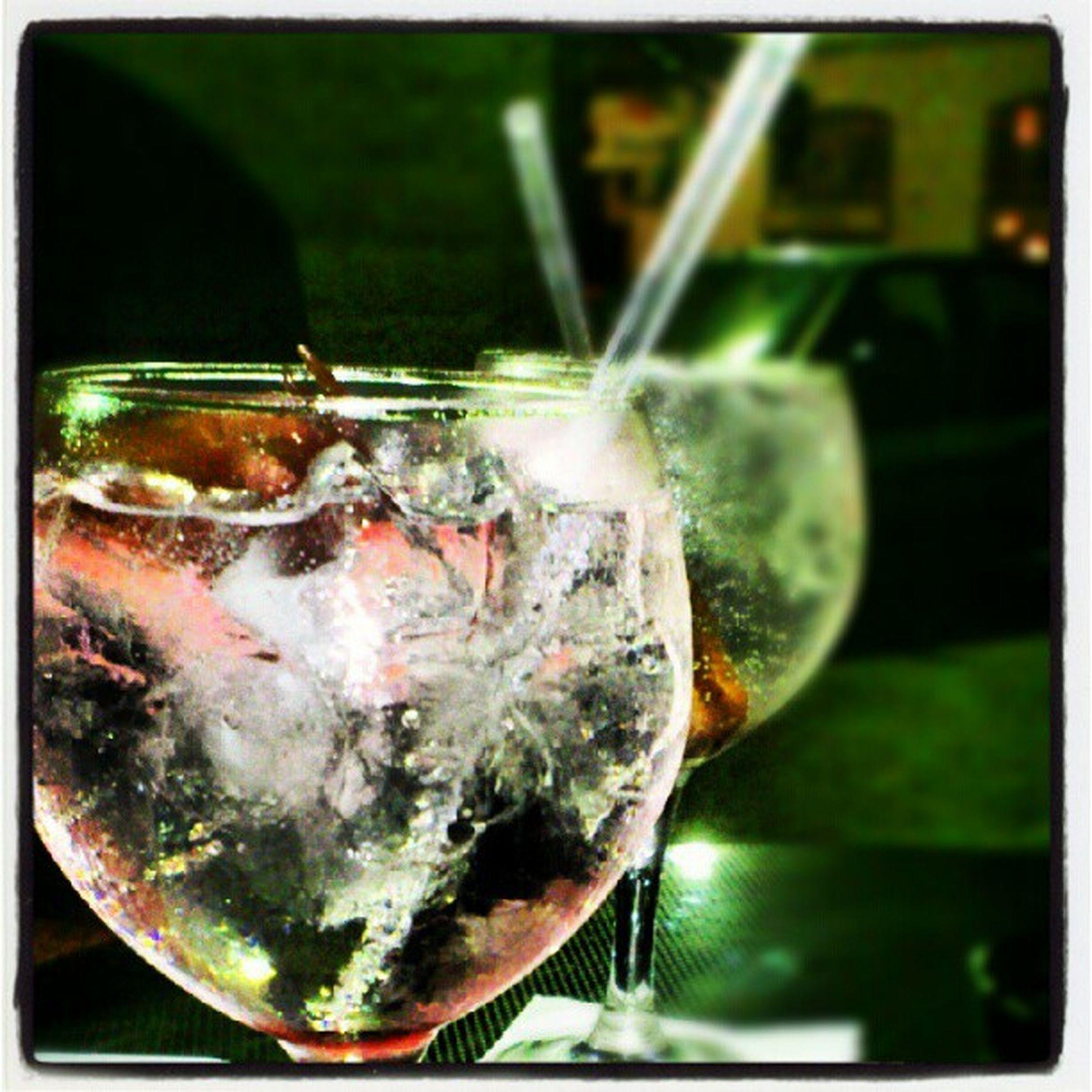 Restarium Gin de Joe en Joe al AlterEgo