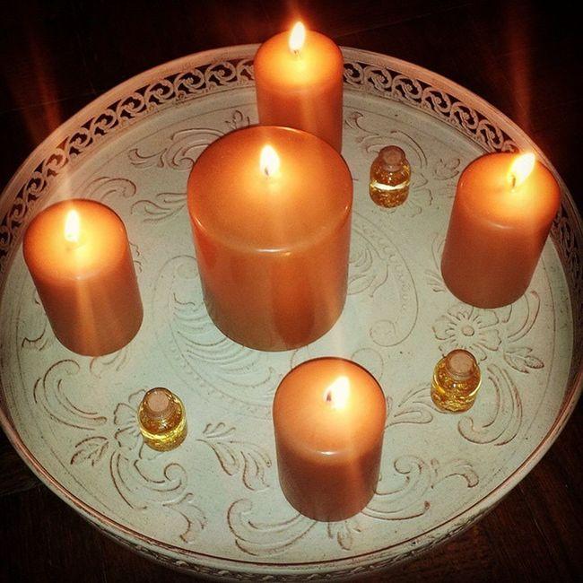 Home Détente Candles