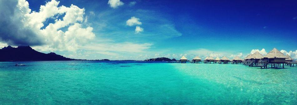 Beach Paradise On The Beach Bora Bora