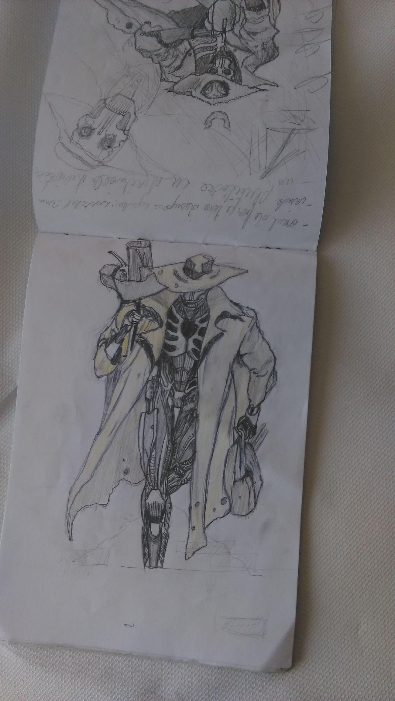 Sketching Art Drawing Creativity Drawing Drawingwork Robot Scheleton Creativity Art, Drawing, Creativity