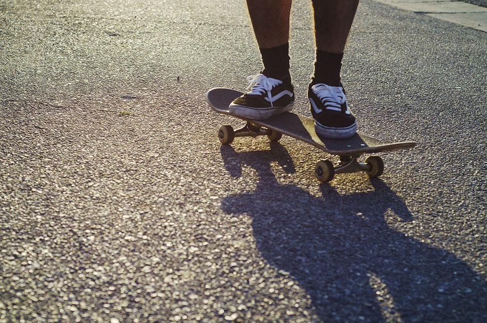 Creative Light And Shadow The Phoblographer Losangeles Skateboarding