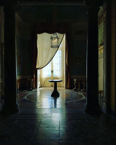 Un mondo lontano. 📸⏳ Curtain No People Indoors  Luxury Stage - Performance Space Day First Eyeem Photo