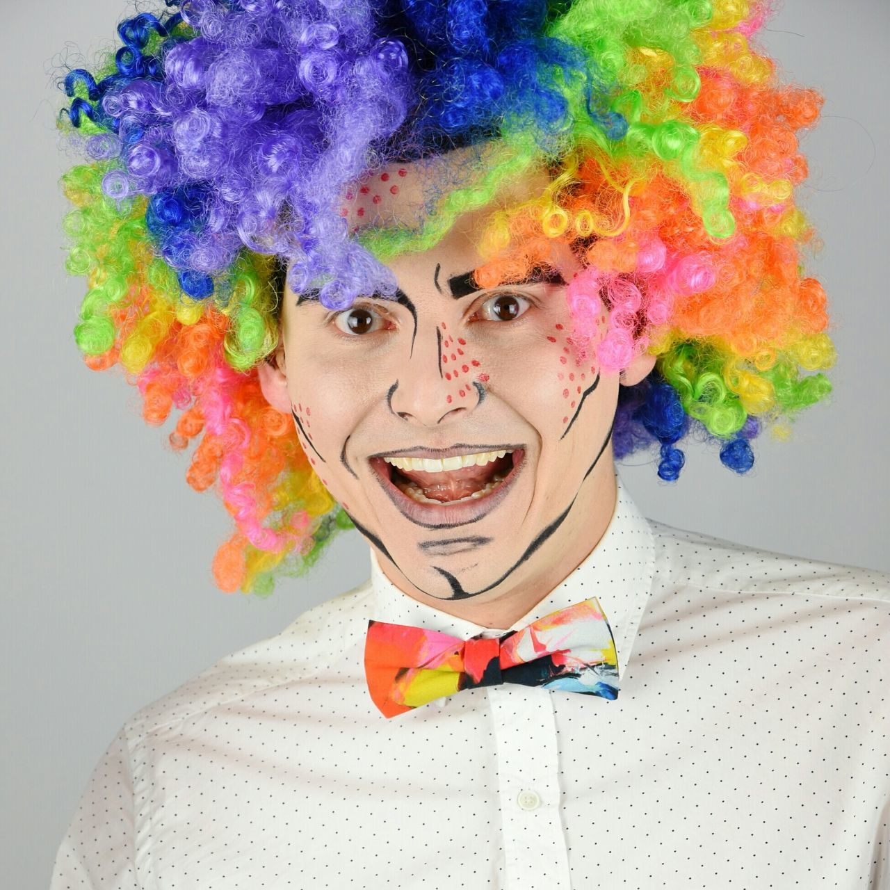 Beautiful stock photos of clown, 30-34 Years, Art And Craft, Arts Culture And Entertainment, Casual Clothing