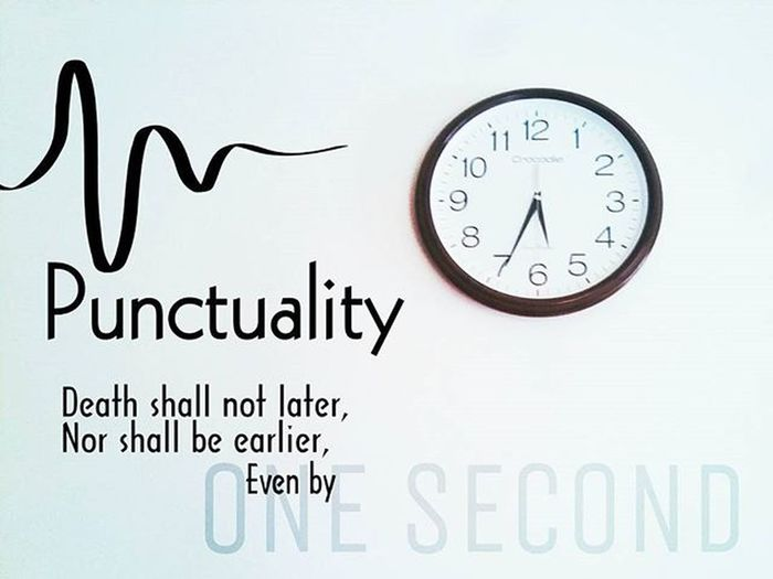 One of the divine punctuality. Deadline dateline for afterlife place option, transition into another world. Divination. [Repenter Repents] Addeen Death Islam Islamic IslamicQuotes Moslem Mobilephotography Snapseed Picsart Time Clock Punctual Arts Designer  Design Reminder