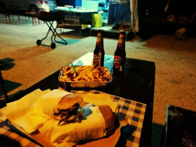 Hello WorldRelaxing Enjoying Life Streetfood