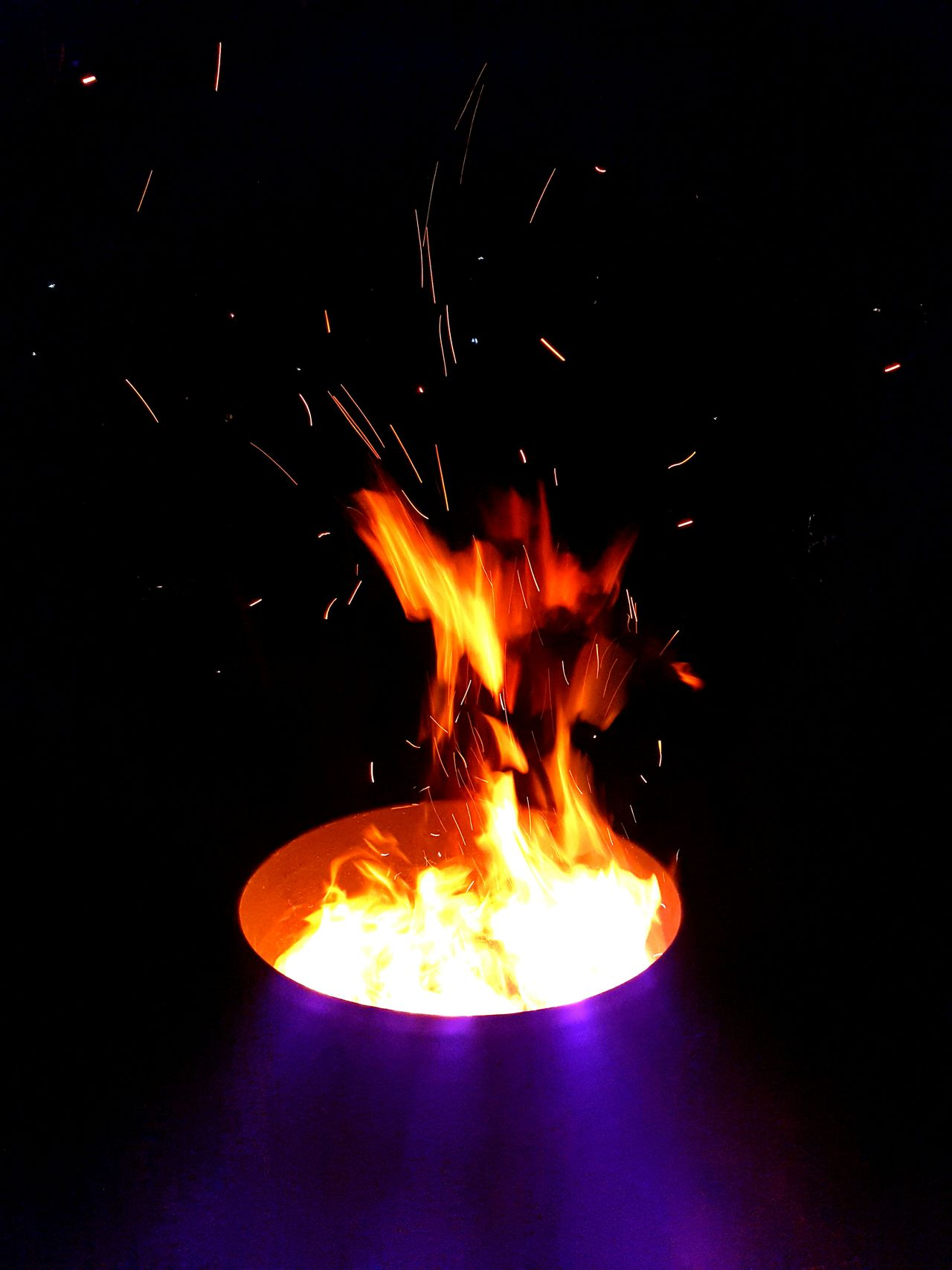 Heat - Temperature Motion Flame Burning Splashing Drop Igniting Science Exploding Smoke - Physical Structure Fossil Fuel No People Nature Particle Gas Space Astronomy