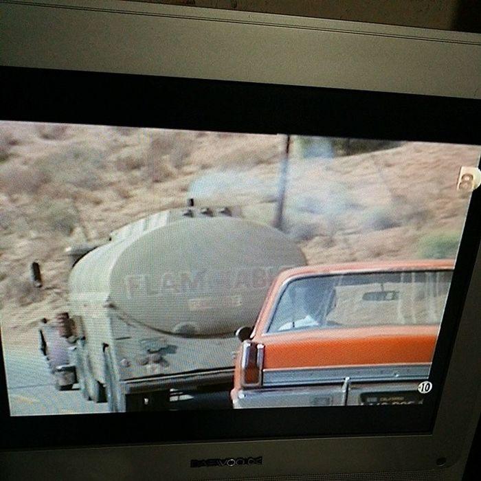 Duel Le film qui m'a fait adorer Spielberg D8 Duel Spielberg