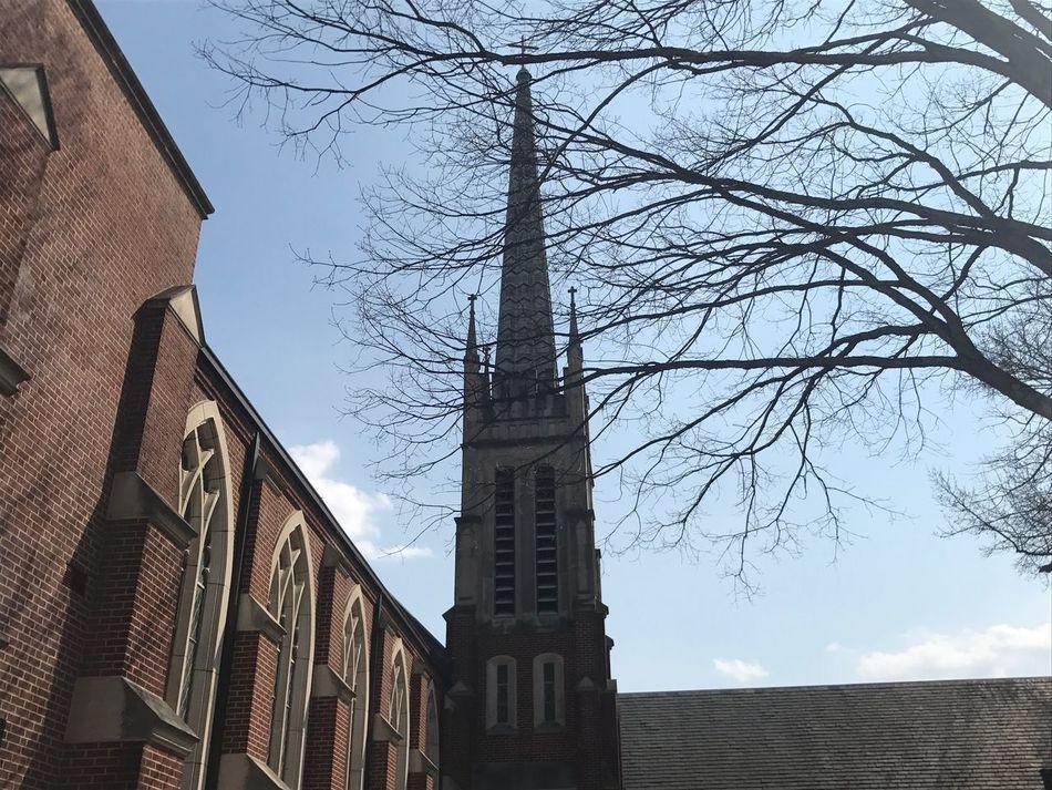 Church European  Architecture