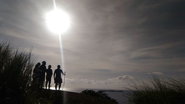 The Hike Hiking Adventure Philippines Calaguas Vacation Nature Eyeem Philippines