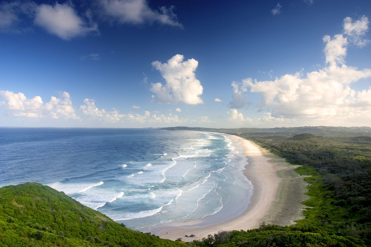 Beautiful stock photos of landscape,  Beach,  Beauty In Nature,  Blue,  Cloud - Sky