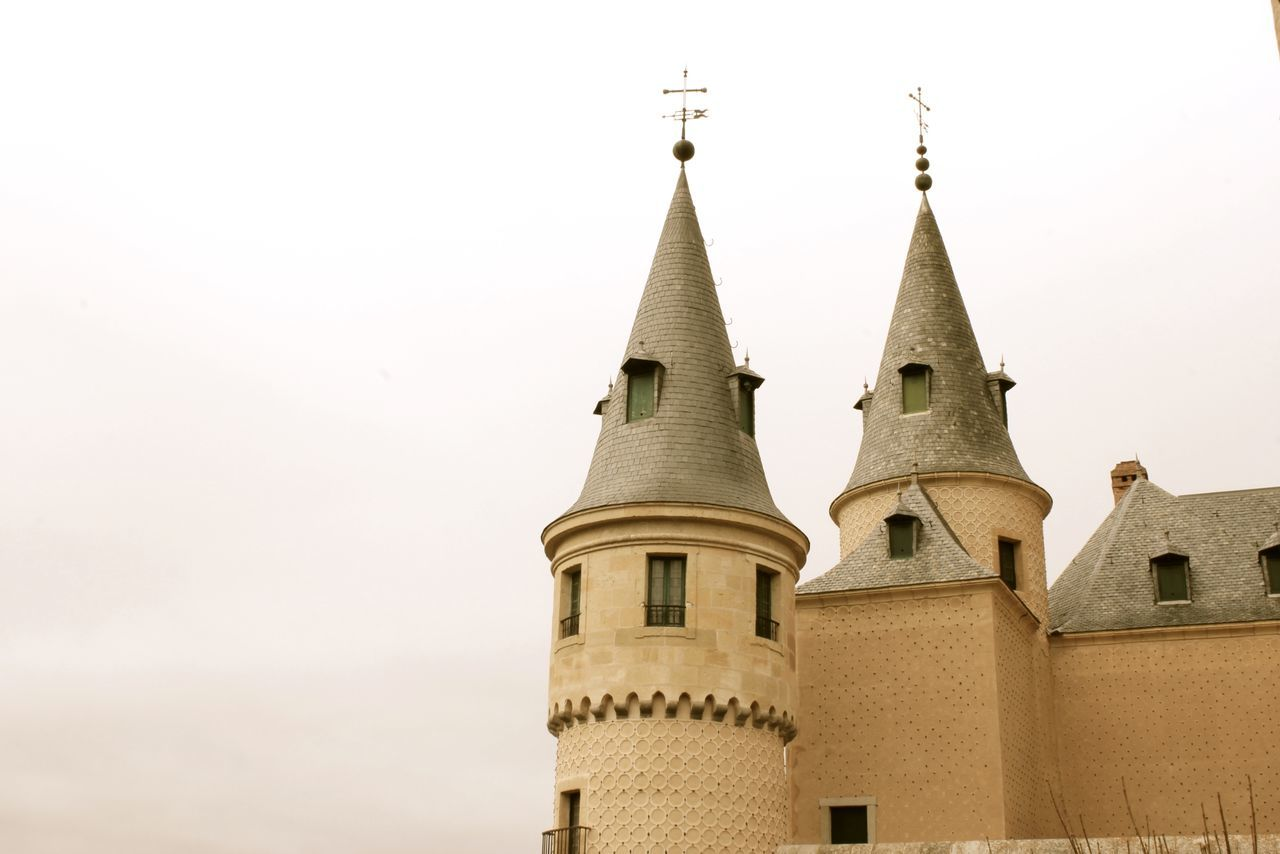 Segovia Seeing The Sights