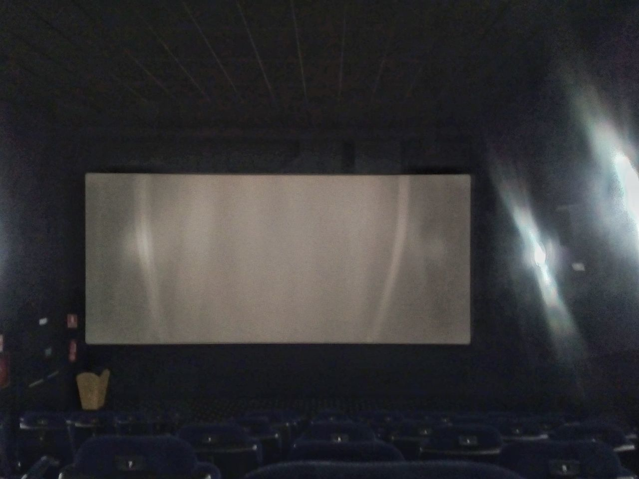 Taking Photos Goodnight EyeEm CinemaTime Light In The Darkness Good Night make your own movie. Blank cinema screen