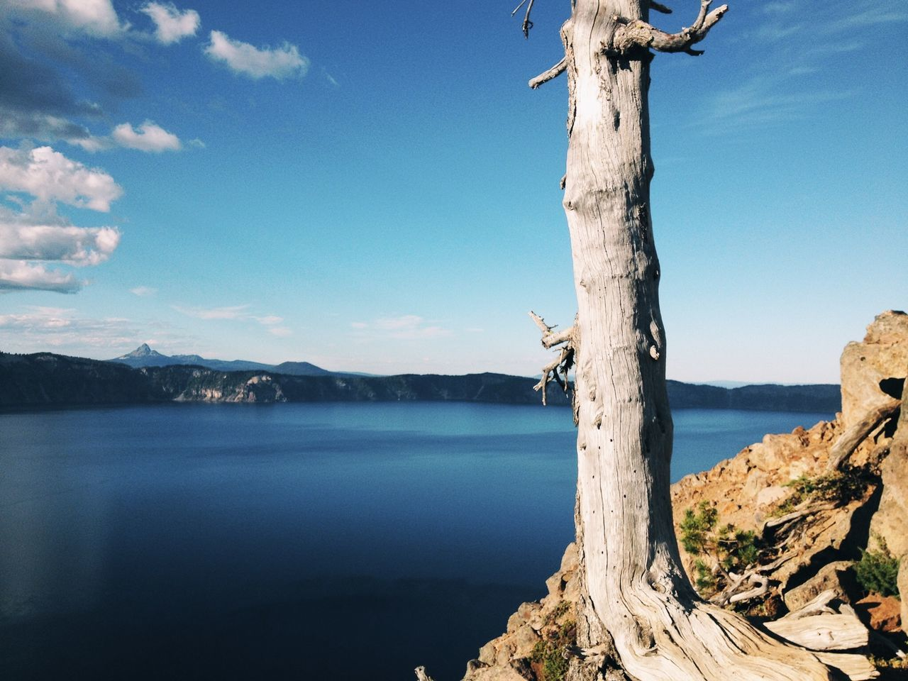 Beautiful stock photos of lake, Beauty In Nature, Blue Sky, Clouds, Color