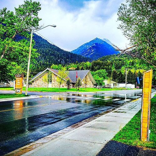 Aspen Village after the Storm