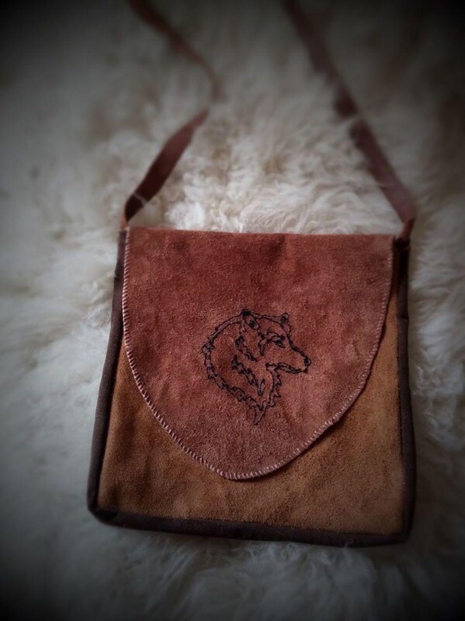 von einer ganz lieben Arbeitskollegin & Freundin hab ich diese selbstgemachte tolle Tasche bekommen 😍 Danke Renate Ichbinverliebt