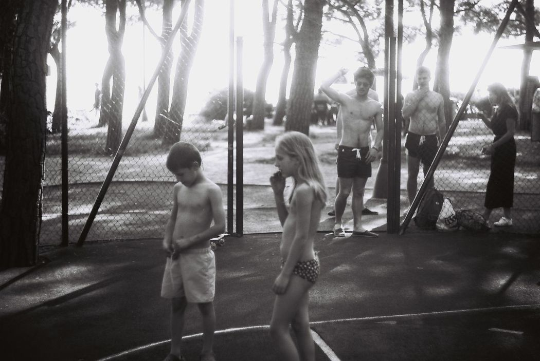 Analog Analogue Photography Badyguards Ballgames Day Film Photography Healthy Lifestyle Leisure Activity Outdoors Real People Stadium