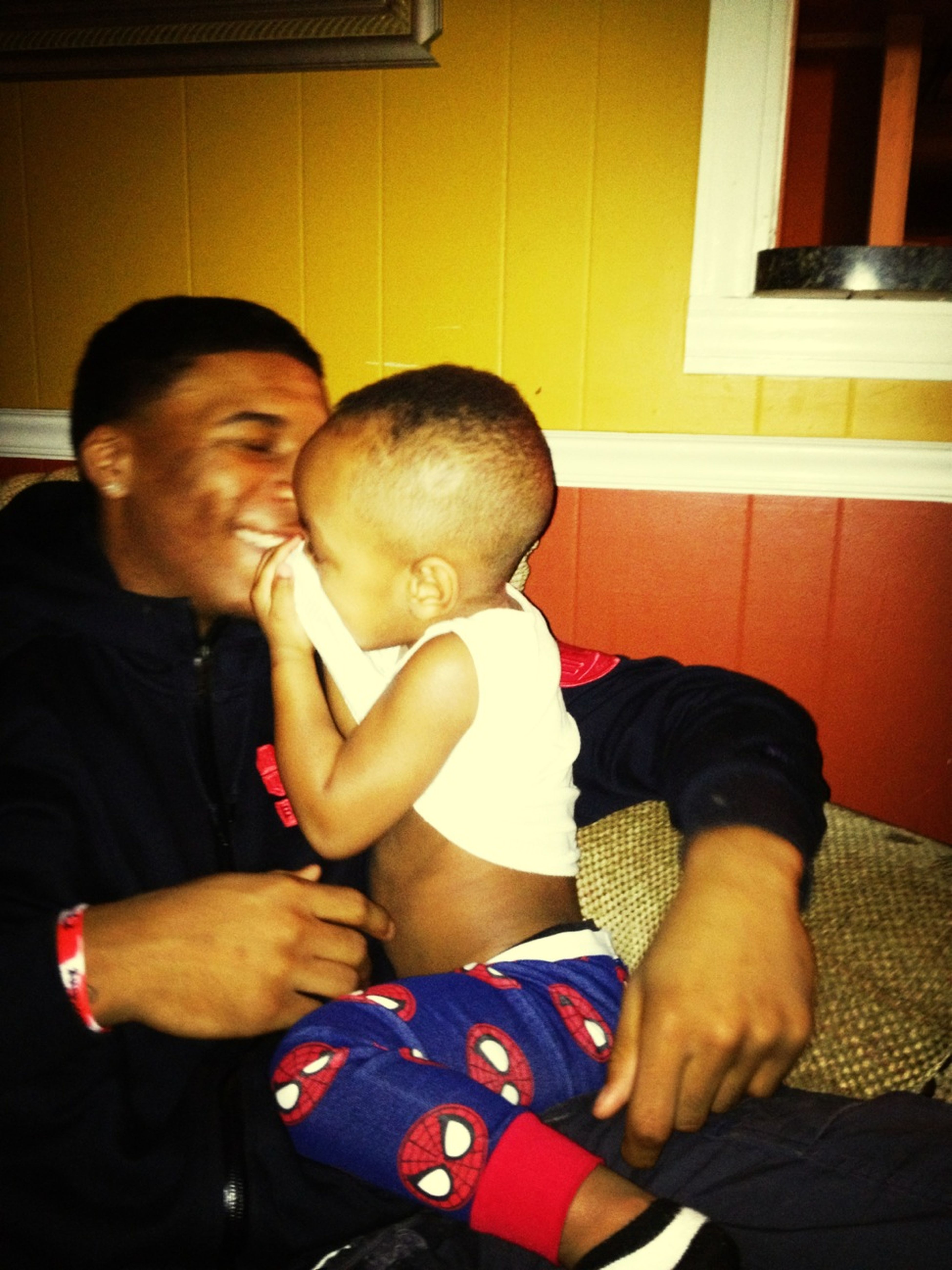 Me And Young Goon