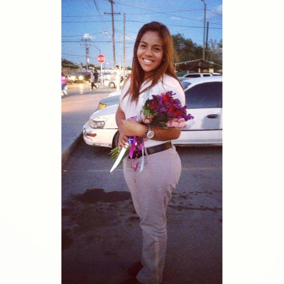 like a flowers, look my Happiness
