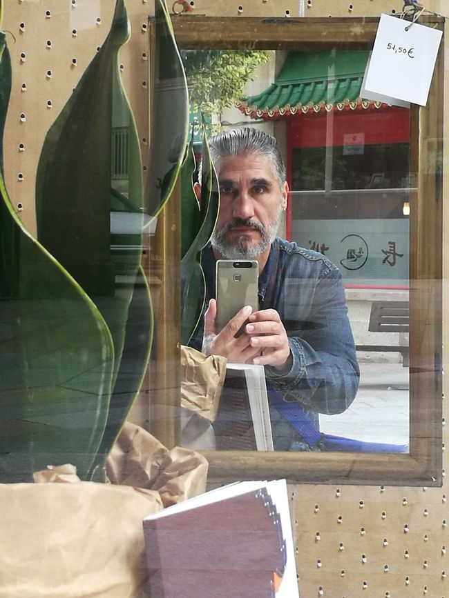 Reflejos Reflection_collection Street Photography Selfportrait Huawei P 9