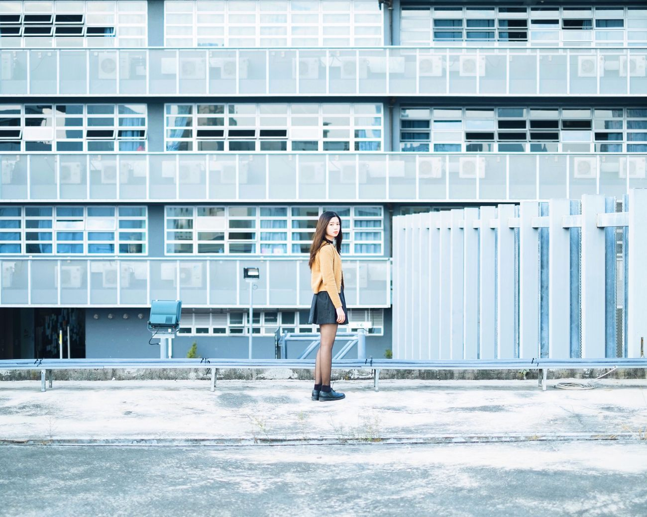 Beautiful stock photos of asia, 18-19 Years, Architecture, Bue, Building