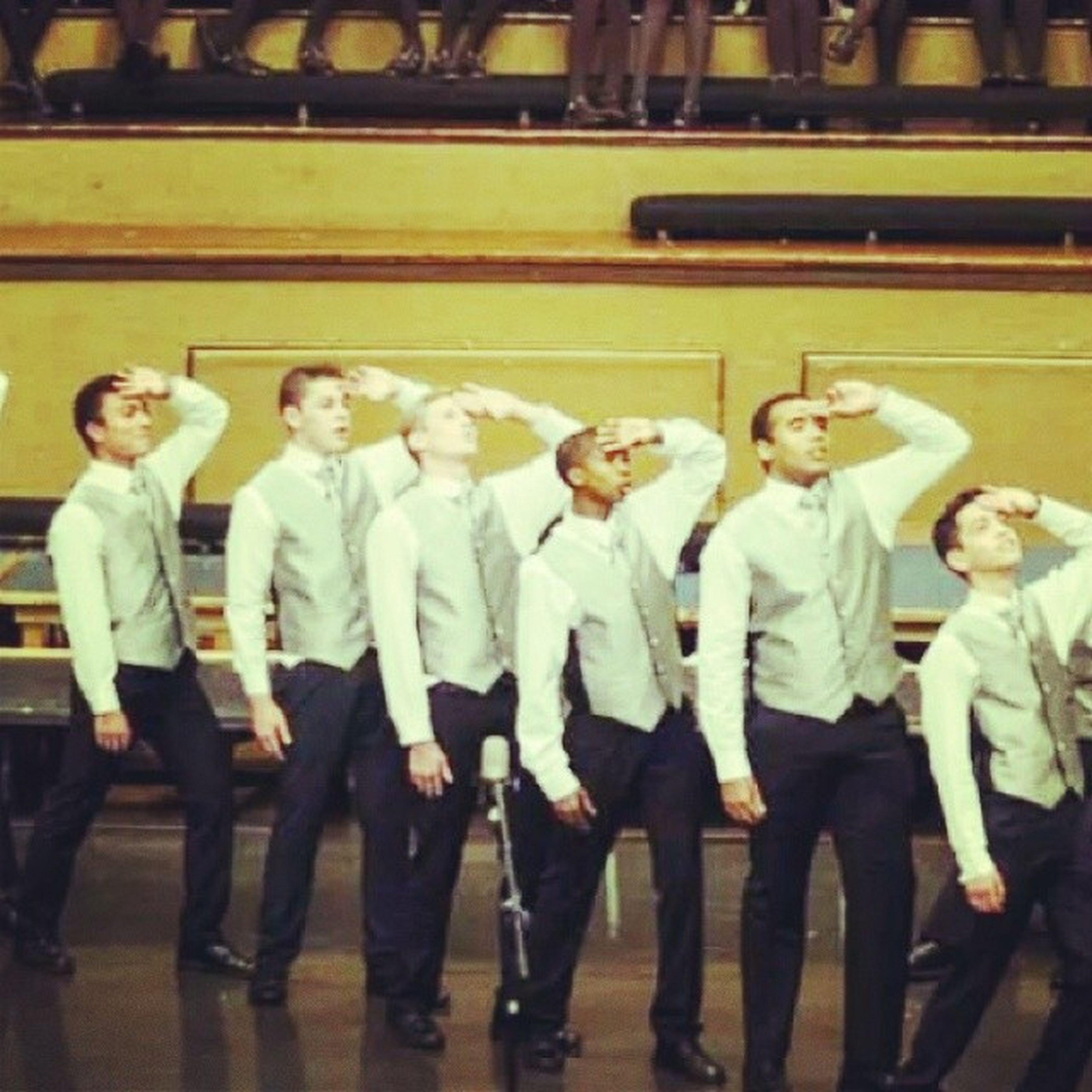 What a hilarious performance . So much fun Vocal Ensemble Cheesy Choirfest wbhs cityhall capetown