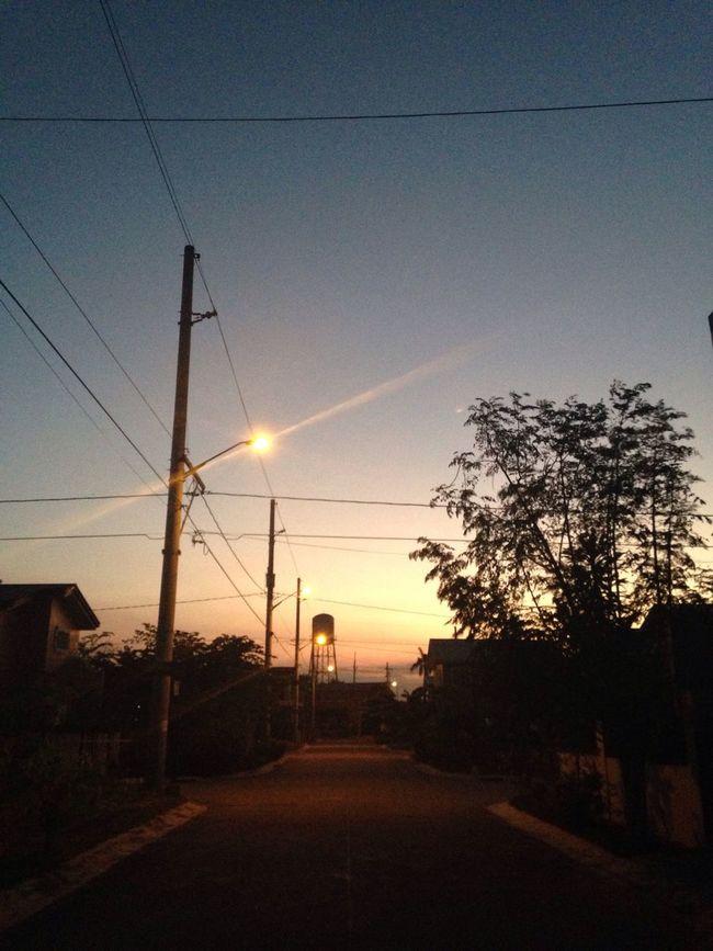 Sunset The Purist (no Edit, No Filter) Sunset #sun #clouds #skylovers #sky #nature #beautifulinnature #naturalbeauty #photography #landscape
