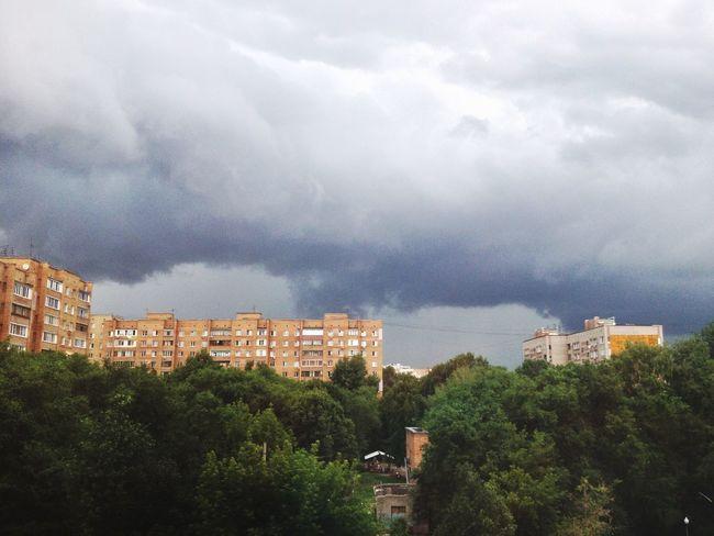 Дождь Погода Самара Россия дыбенко советский район