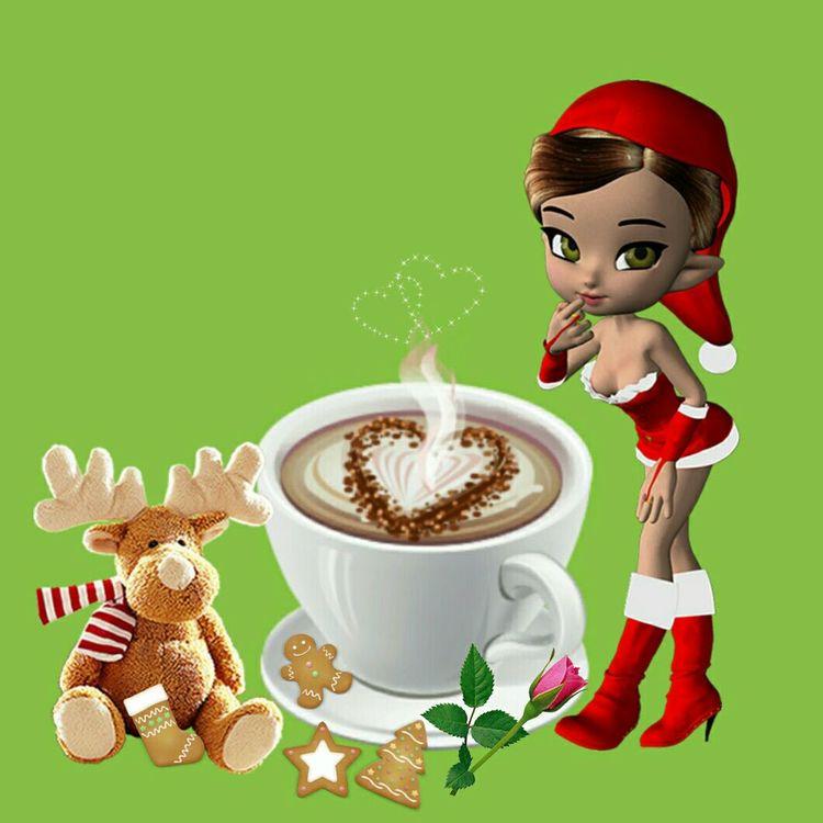 Guten Morgen . Good Morning 😀 Drink Weihnachten Picsart Weihnachtszeit Christmas Guten Morgen Deutschland Good Morning Good Morning EyeEm Guten Morgen Welt :) .Weihnachten steht vor der Tür. ich habe das Bild so gestaltet, dass man seinen eigenen Text darauf schreiben kann. 😊💚
