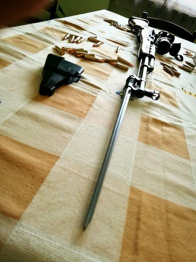 Technology Memories History Sks Ex Ordinanza Rifle Langbart Lifestyles Gun Hobbies Collection Art