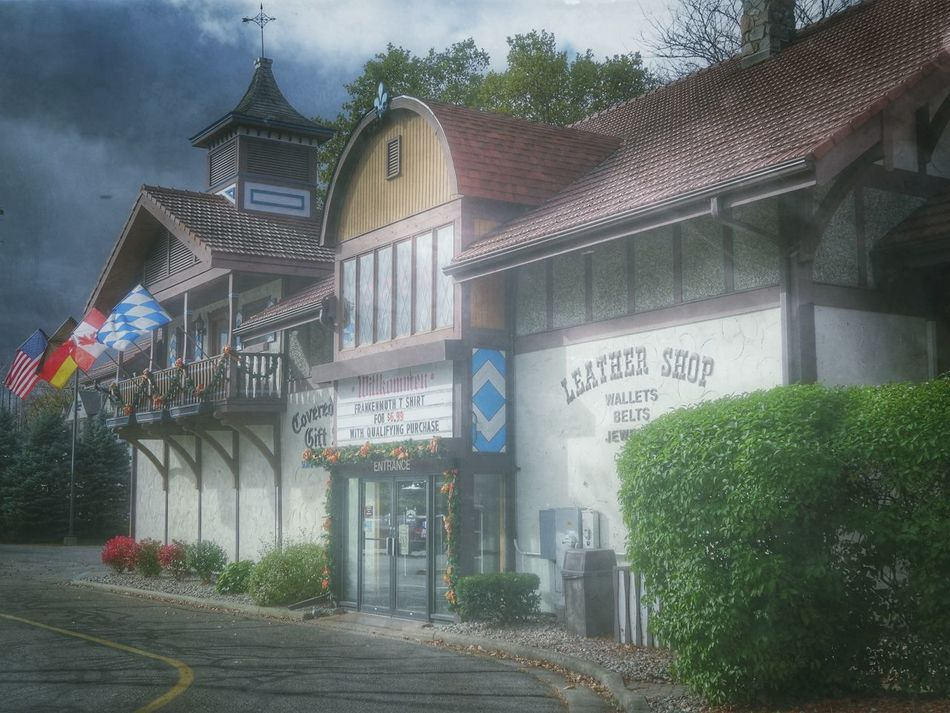 Architecture Built Structure Building Exterior No People Outdoors Frankenmuth Michigan Pure Michigan Showcase March Autumn Colors German Village My Editing Style