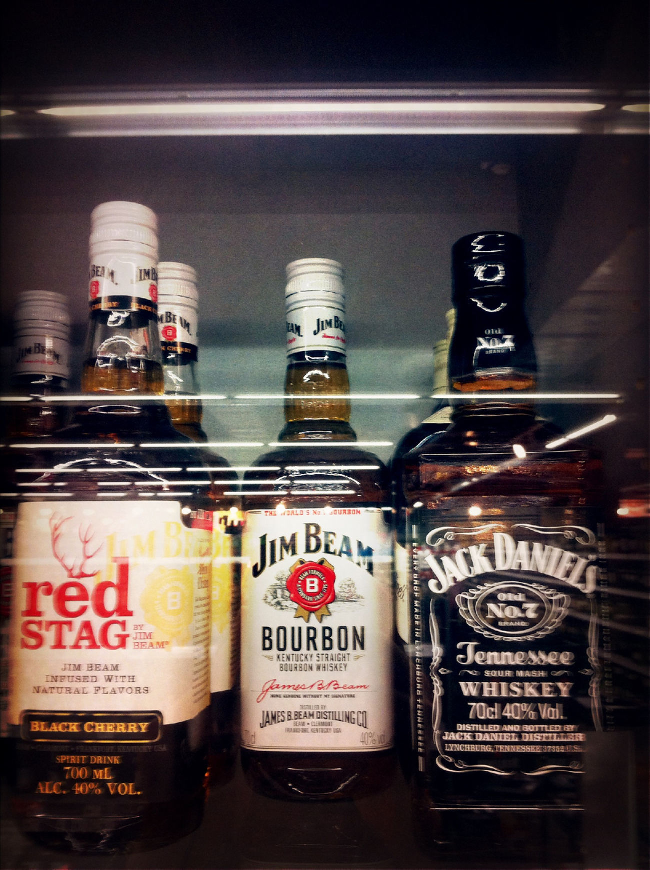 Two Of These Are Not Bourbon