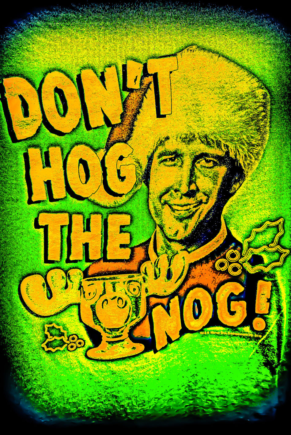 Found this on a t-shirt while shopping at the mall this past weekend. Eye4photograghy Getting Inspired Egg Nog Enjoying Life Anything for a sale.!!