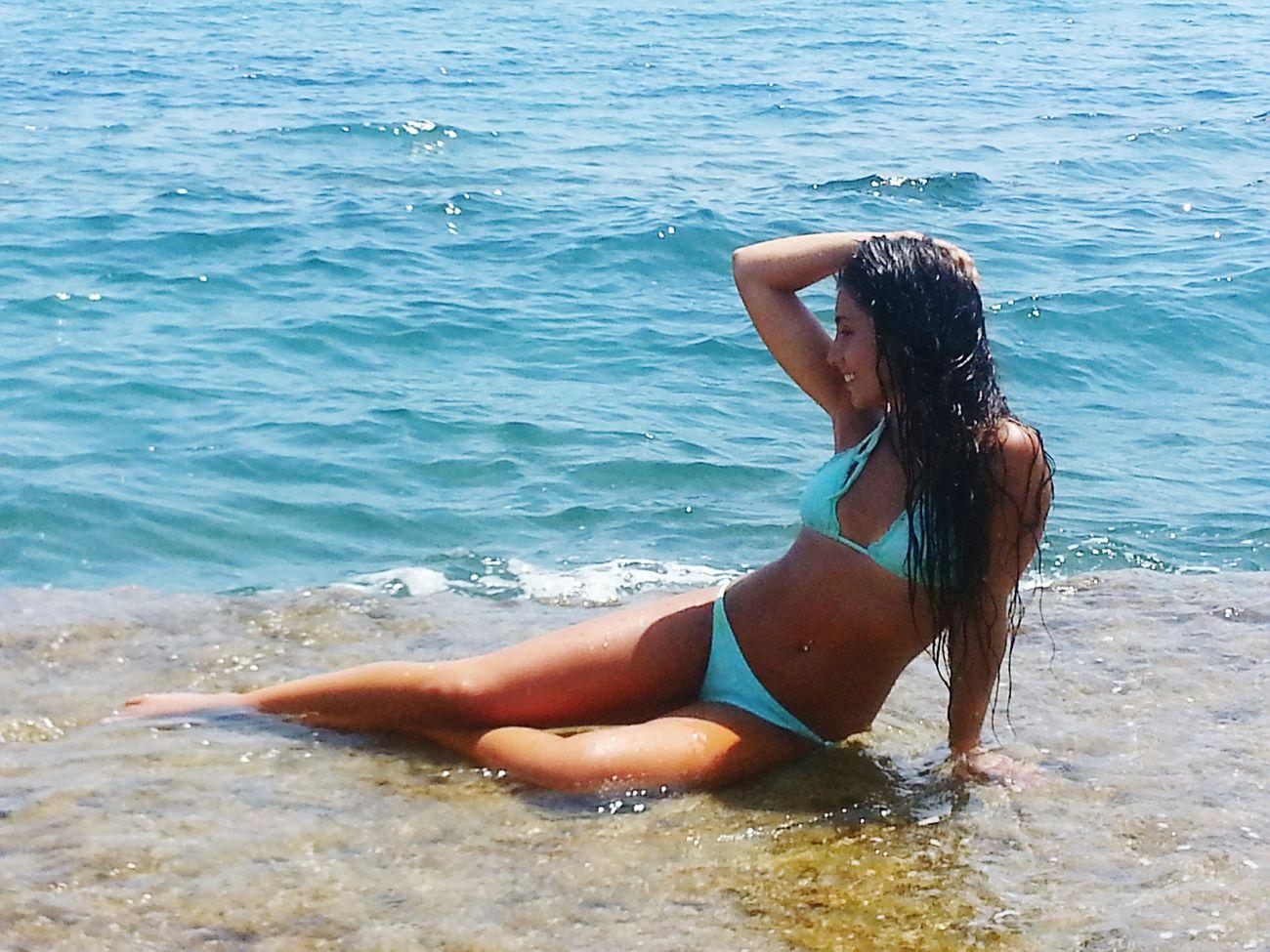 Esa Evaaa !!!GUAPAAAA Alicante, Spain Myfriend Verano2015 Cabo De Las Huertas Bañito Posturasplayeras