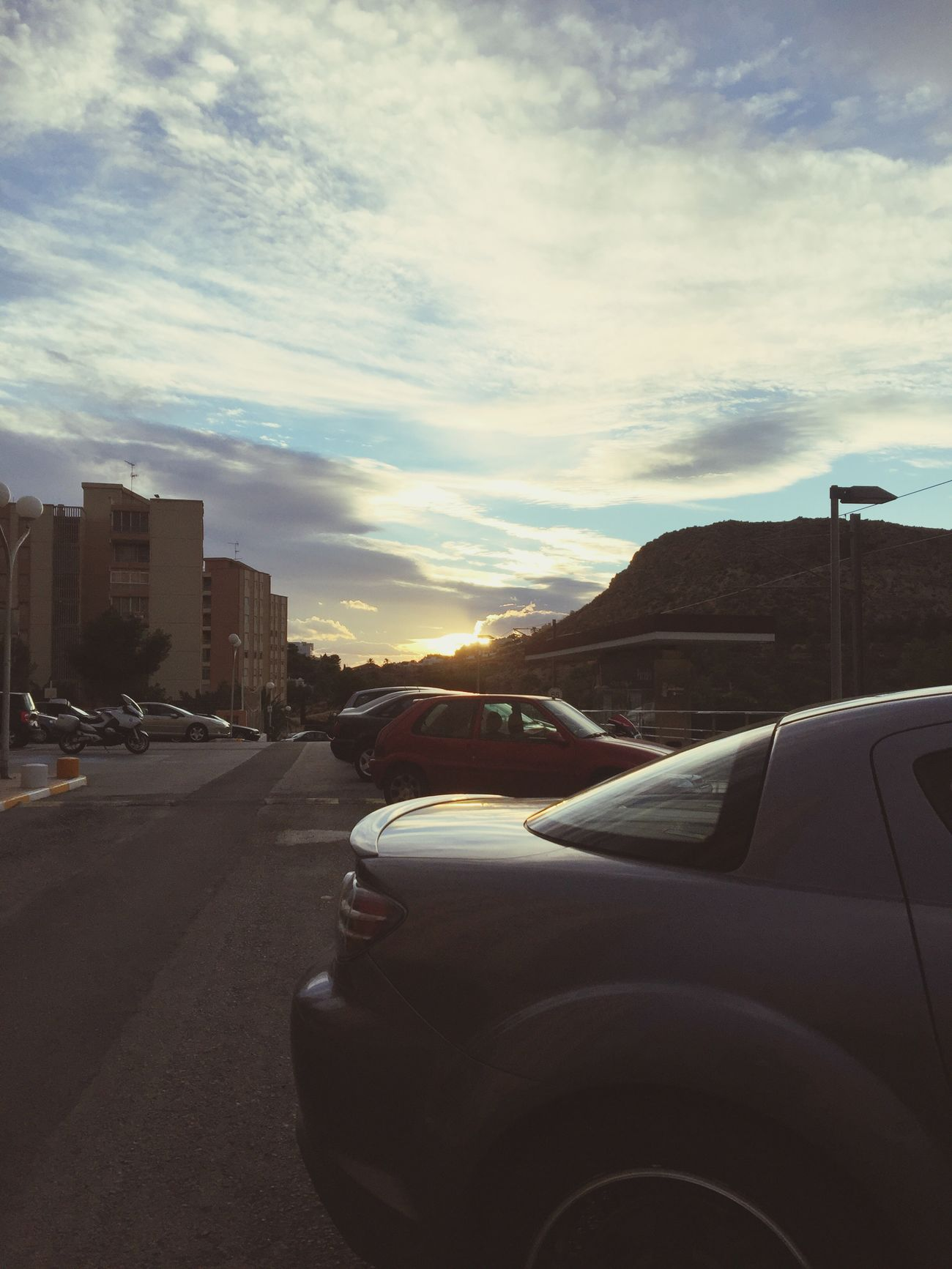 Car Sky Sunset Mazda First Eyeem Photo