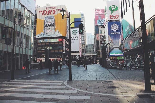 OSAKA Morning Streetphotography Live Casually Enjoying Life lost in Osaka