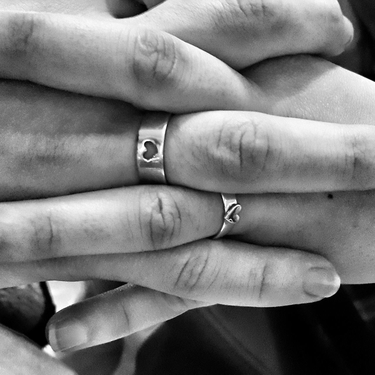 Human Hand Human Body Part Human Finger Ring Love Togetherness Two People Close-up Women Bonding Life Events Archival Jewelry Adult Men Wedding Ring People Adults Only Wedding Ceremony Indoors